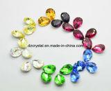 Diamante flojo de la parte posterior decorativa de la punta del precio de fábrica para los accesorios de la joyería