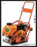 휘발유 격판덮개 쓰레기 압축 분쇄기 Gyp 15 토양 압축 기계