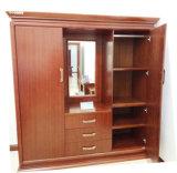 Gabinete contemporâneo de madeira da biblioteca do escritório para a mobília de escritório
