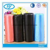 Мешок отброса цвета PE материальный пластичный Multi