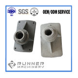 壮大なクリーニング機械のために砂型で作るOEMの高精度の延性がある鉄