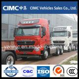 Sinotruk T7h 400HP 10wheeler camión tractor 6X4