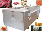 Моющее машинаа фрукт и овощ шайбы моркови