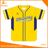 Base-ball en gros Jersey de sublimation de Digitals de promotion de Healong