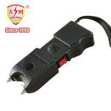 La antorcha eléctrica de la alta alarma de Voltgae atonta los armas con la linterna del LED