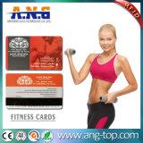 13.56MHz Carte de membre à puce RFID HF pour centre de fitness