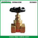 Zugelassener Bsp Bronzeabsperrschieber (AV4001)