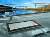 Independiente de estilo europeo, bañera de masaje (M-2039A) R/L