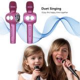 무선 Bluetooth Karaoke 마이크 스피커를 가진 휴대용 KTV Karaoke 기계