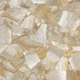 Selene glasig-glänzende Polierfußboden-Fliese für Baumaterial