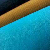 Сплетенная ткань 100% полиэфира с картиной для одежды и подкладки