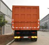 덤프 트럭 북쪽 벤츠 8*4 35 톤 화물 자동차