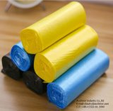 顧客用高品質のプラスチック色刷のガーベージのパッキング袋