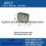 Het Machinaal bewerken van de Legering van het Metaal van het aluminium/Machinaal bewerkte Werkstukken/Producten/Delen