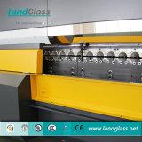 2014 CE grandes calientes del cristal templado horizontal plana Máquina