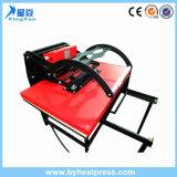 70*100cm Manual de gran formato de la máquina de prensa de calor