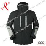 Jaqueta de esqui exterior à prova de elegantes (QF-672)