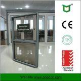 Profil aluminium de haute qualité unique fenêtre Hung fabriqués en Chine