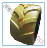Het reuze Wiel van het Schuim van het Schuim Wheel180X100 Pu van de Fabrikant Pu
