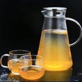 2L de hoge Kruik van het Drinkwater van de Ketel van het Water van de Waterkruik van het Glas Borosilicate Koude