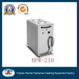 Carro elétrico do aquecedor de placa de Hpw-210 2-Head