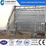 El bajo costo rápido instala el almacén de la estructura de acero