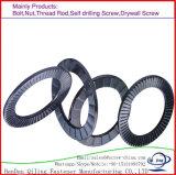 Sécurité d'acier inoxydable Washer/DIN 25201