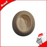 Chapéu do Fedora da forma, chapéu de palha de papel