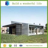 Camera prefabbricata costruita veloce dell'accampamento di rifugiato di qualità superiore