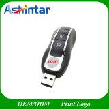 Chave de automóvel a alta velocidade Memory Stick USB Flash Drive USB de plástico