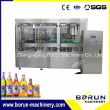Usine de machine bon marché de remplissage de bouteilles en verre de bière des prix à Zhangjiagang