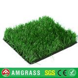 Hierba sintetizada para los campos de fútbol/la hierba artificial de /Artificial del precio del césped del fútbol para los precios del balompié