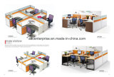 신식 사무실 테이블 모듈 사무실 워크 스테이션