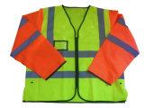 Weerspiegelend Vest met de Weerspiegelende Band Van uitstekende kwaliteit