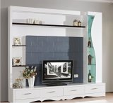 Projetos modernos da tabela da tevê Stand/TV Cabinet/TV da mobília da sala de visitas