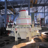 El eje vertical trituradora de impacto de piedra/ moledora de arena de sílice