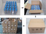 Batteria del polimero del litio dell'OEM 3.7V 1500mAh con Ce RoHS MSDS