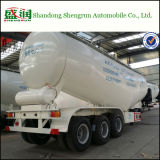 Tanker van de Weg van het Cement van de Aanhangwagen van de Tank van het bulkPoeder de Semi