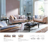 Sala de estar luxuosa conjuntos de sofá