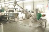 Puces de maïs d'approvisionnement d'usine d'acier inoxydable faisant la ligne
