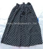 2016 am neuesten von verwendeter Kleidung der koreanischen Art-Dame Ashion Chiffon Dress für afrikanischen Markt (FCD-002)