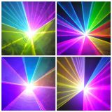 Christmas Decorative DJ Disco 5W Stage Beam Laser Lights avec animation