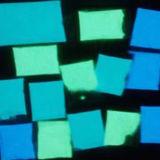 Pigmento fotoluminescente para pintura epóxi