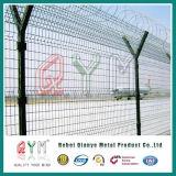 Rete fissa protettiva del grado della parte superiore della rete fissa dell'aeroporto della rete fissa dell'aeroporto del collegare del rasoio