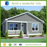 Wood Prefabricated Houses Luxury Prefab Vacation Villas Design