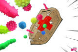 حمى يضغط كرة ([مق-فس01])