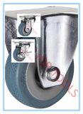 Schwenker-industrielle Fußrollen-Rad-/verschiedenes Muster-pneumatische Fußrollen-Räder