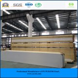 SGS ISO 빠르고 쉬운 건축 120mm PU 샌드위치 위원회