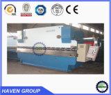 Freio da imprensa da placa da folha de WC67Y/máquina de dobra servo eletro-hydraulic placa de metal