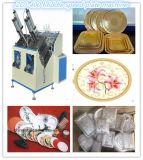 80-100 PCS/Min Papierplatten-Herstellung-Maschine, wegwerfbare Platte, die Maschine bildet